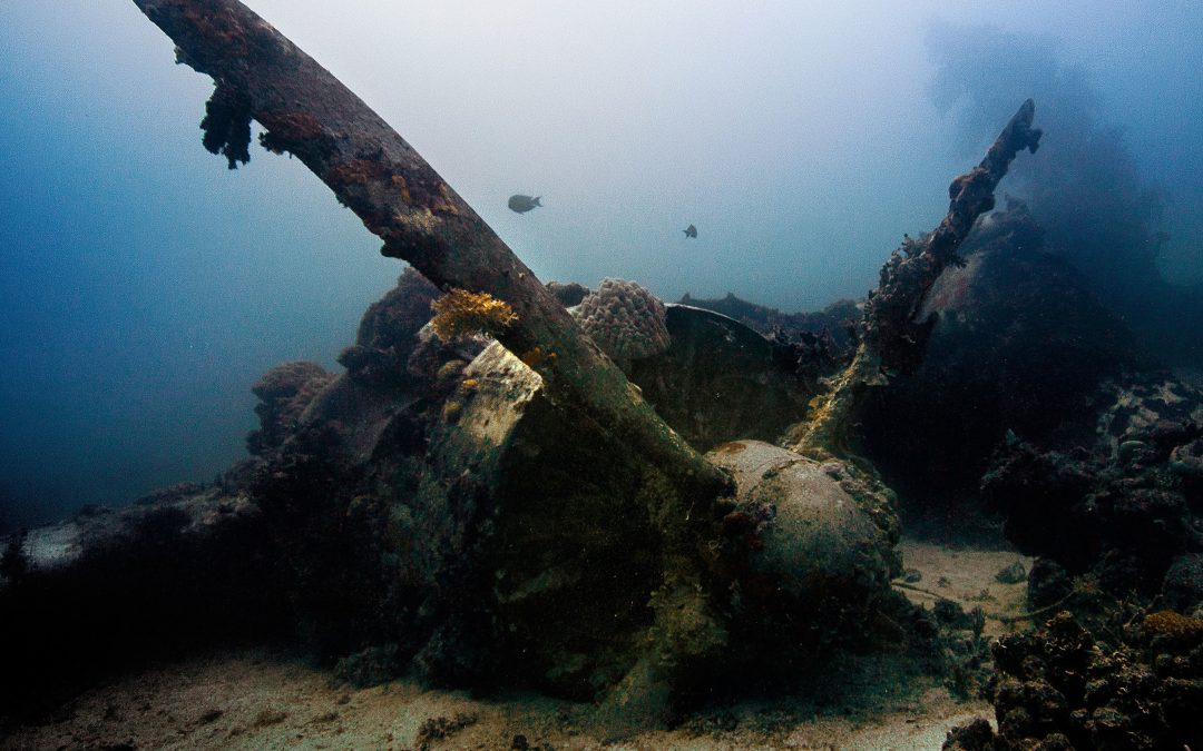 The Ticking Time-Bomb of WWII-era Shipwrecks